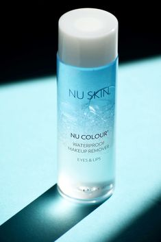 Nu Skin Waterproof Make Up Remover at Distributor Price Wholesale Price Discount Skin Type Test, Lip Plumping Balm, Waterproof Makeup Remover, Skincare Packaging, Long Lasting Makeup, Make Up Remover, Best Makeup Products, Nu Skin Products, Beauty