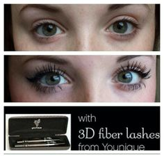 Yes They Are This Freaking Awesome ...Get Some! www.youniqueproducts.com/ShannonPastor 3d Mascara, 3d Fiber Lashes, 3d Fiber Lash Mascara, Cool Things To Make, Make Up, Younique Presenter, Natural Eyelashes, Glamorous Makeup, Like Facebook