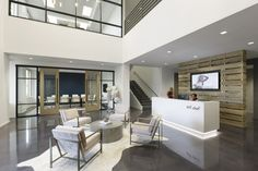 Wet Seal offices by LPA Irvine  California