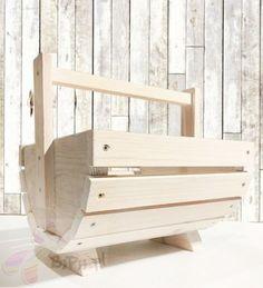 Kosz dekoracyjny półokrągły drewniany 22,5x23x25 cm Outdoor Furniture, Outdoor Decor, Wooden Boxes, Bench, Home Decor, Wood Boxes, Decoration Home, Room Decor, Benches