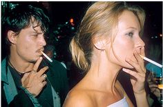 #KateMoss and #JohnnyDepp were the hottest couple ever.