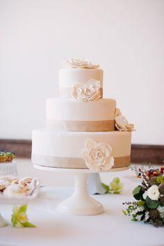 Simplistic cake!