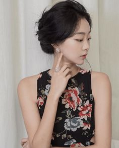 Dami Kim in the days of fitting model 피팅모델 시절의 김다미 Korean Actresses, Korean Actors, Actors & Actresses, Korean Star, Face Hair, Korean Celebrities, Korean Model, K Idols, Girls Generation