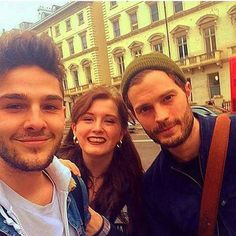 Jamie in London Today!!