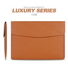 """Free shipping Cartinoe Soft Laptop Case Notebook leather case for notebook Bag Cover For 11.6 13.3"""" Air with mouse case gift $46.60 - 48.28"""