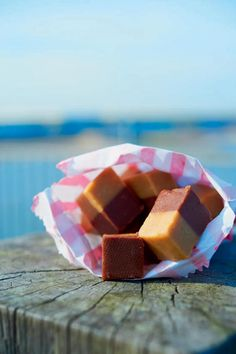 This chocolate and butterscotch fudge recipe makes a great edible gift - if you can bear to part with it.