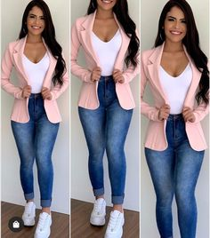 Stylish Work Outfits, Cute Comfy Outfits, Mom Outfits, Cute Summer Outfits, Teen Fashion Outfits, Simple Outfits, Classy Outfits, Look Fashion, Stylish Outfits