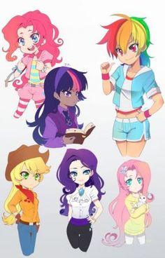 Página 2 Lee El acosador de la historia My Little Pony Yuri (one-shots) por SailorJuvia con 1,763 lecturas. yuri, mylit...