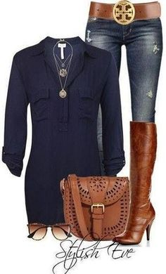 So cute street outfit, street clothes, fall winter outfits, summer fashion outfits, Fashion Mode, Look Fashion, Womens Fashion, Fashion Trends, Fall Fashion, Autumn Fashion Plus Size, Casual Chic, Casual Wear, Casual Outfits