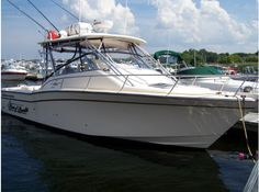 This Grady White 330 Express is the cleanest, most loaded sport fishing boat in her class on the market!  www.UnitedYacht/SamanthaGauld.com