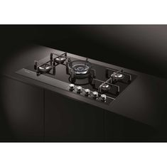 Fisher & Paykel CG905DNGGB1 Built In Gas Hob - Black