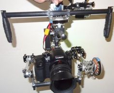 The Aegis Brushless Gimbal Camera Rig and More Handheld Camera Stabilization Systems: