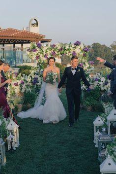 Nick Carter e Lauren Kitt wedding