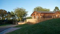 Lower Hyde Holiday Park, Shanklin, Isle of Wight. Pet Friendly Self Catering Holiday Accommodation on the British Isles. Accepts Dogs & Small Pets #WeAcceptPets