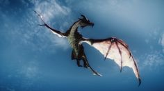 flying dragon breathing fire - Google Search