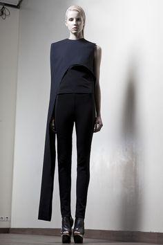 Lookbook: Martinez Lierah Season: Spring Summer 2013 Model: Quirine Engel |Next Models Paris| Hair & Makeup: Asami Maeda Art Direction: Thoa...