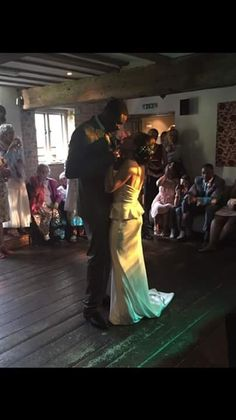 First dance at the mill