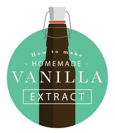 Homemade vanilla extract is way easier than you imagine. You'd think for the price of the stuff at the grocery store, that some sort of crazy process needs to happen to make vanilla. The truth. How To Make Homemade, Homemade Gifts, Homemade Products, Sauces, Delicious Desserts, Yummy Food, Dessert Recipes, Homemade Vanilla Extract, Homemade Seasonings