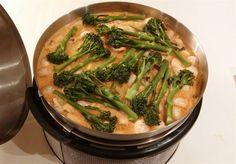 Thaise curry uit de wok, weer eens een keer wat anders van de barbecue!