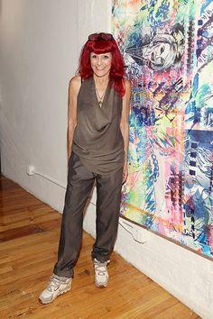Costume designer/fashion stylist, Patricia Field attends the Patricia Field Art/Fashion Gallery during New York Fashion Week September 2016 at Howl! Happening Gallery on September 7, 2016 in New York City.