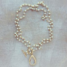 Pree Brulee - Zola's Love Novel Necklace