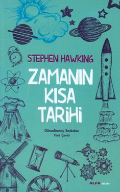 A Short History of Time - Stephen Hawking Stephen Hawking Buch, Stephan Hawking, Good Books, Books To Read, My Books, Reading Books, Cute Comics, Funny Comics, Cover Harry Potter