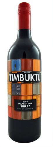 Product Name: TIMBUKTU Shiraz    Appelation: McLaren Vale    Variety: Wine    Country of origin: Australia
