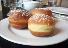 The Baking Life: Faschingkrapfen (Mardi Gras Doughnuts)