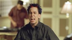 Screenshot from Papercut music video by Linkin Park Linkin Park Music Videos, Paper Cutting, Fictional Characters, Fantasy Characters