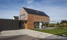 Modernes Holzhaus bei Villingen - Werner Ettwein GmbH
