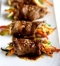 Brazilian Cuisine - bife a role