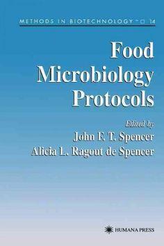 Food Microbiology Protocols