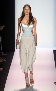 BCBG Max Azria S/S 2014 New York Fashion Week