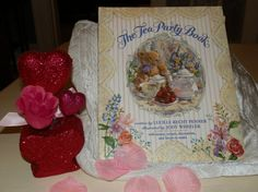 Vintage The Tea Party Book by Lucille by HistoryHouseAntiques