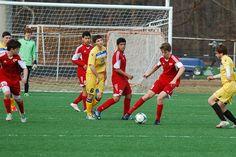 USYS Region 1 Colonial League U17 Match - Team America 96 (TAFC96) vs Super9 (March 22, 2014)