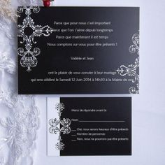 Black And White Wedding Invitation Cards Black And White Wedding Invitations, Traditional Wedding Invitations, Wedding Invitations Online, Vintage Wedding Invitations, Wedding Invitation Cards, Wedding Stationery, Wedding Cards, Invites, Wedding Black
