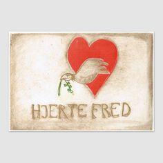 Hjertefred fugl - Björg Thorhallsdottir Words, Life, Decor, Art, Universe, Pictures, Art Background, Decoration, Kunst