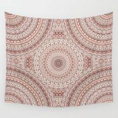 Mandala 162 Wall Tapestry