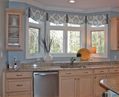 5 Curtain Ideas for Bay Windows - Curtains Up Blog | Kwik-Hang