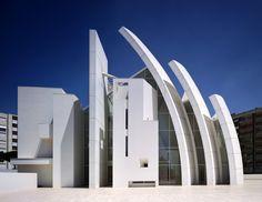 Jubilee Church – Richard Meier & Partners Architects