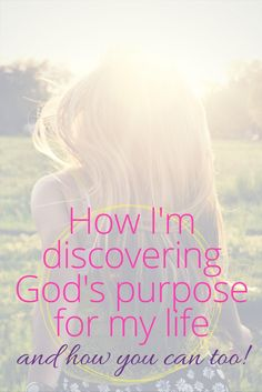 How I'm discovering God?s purpose for my life - and how you can too! | Chazown | Biblical truth | Craig Groeschel