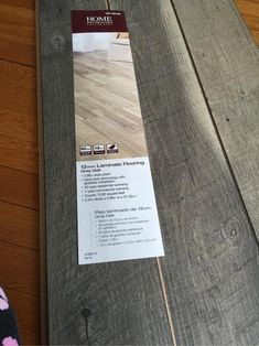 Home Decorators Collection Winterton Oak 12 Mm Thick X 7 7