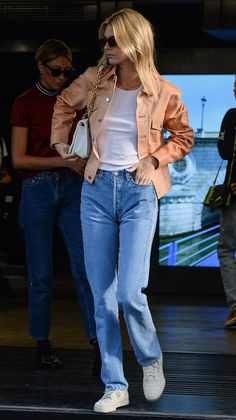 Kendall Jenner Jeans, Kendall Jenner Outfits, Casual Outfits, Fashion Outfits, Aesthetic Clothes, World Of Fashion, Runway Fashion, Cool Girl, Street Style