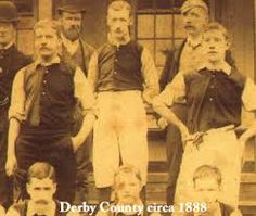 Derby County circa 1888..