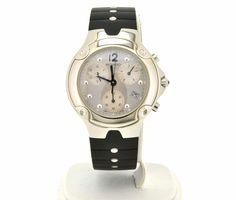 Movado Sports Edition 84 C5 1892 Men's Chronograph Date Watch #Movado #LuxurySportStyles