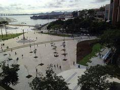 2016 Olympics: Two Legacies for Rio,Praça Mauá. Via Museu de Arte do Rio