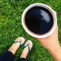 Can't wait for the weekend already? It's a good thing coffee feels like Friday in a cup! #coffeetime