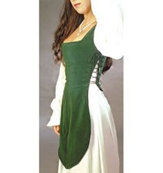 German Gown inset could fix this up possibly for female version ofhuntsman jkt