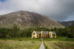 Inagh Lough Lodge, County Galway, Ireland