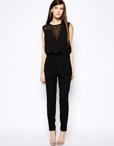 MANGO Jumpsuit £69.99 - Throwing off it's workwear heritage the jumpsuit is a hot favourite for summer's easy chic vibe. Printed, plain, tailored or slouchy, the perfect all-in-one is out there for you. Go for a head-to-toe neutral black and dress it up with heels and jewels by night or dress down with bright sandals and a boho tote at the weekend. Tailored pieces can even feel right in the office teamed with a figure flattering jacket.